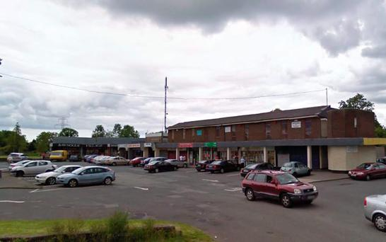Bawnogue Shopping Centre (Photo: Google Maps)