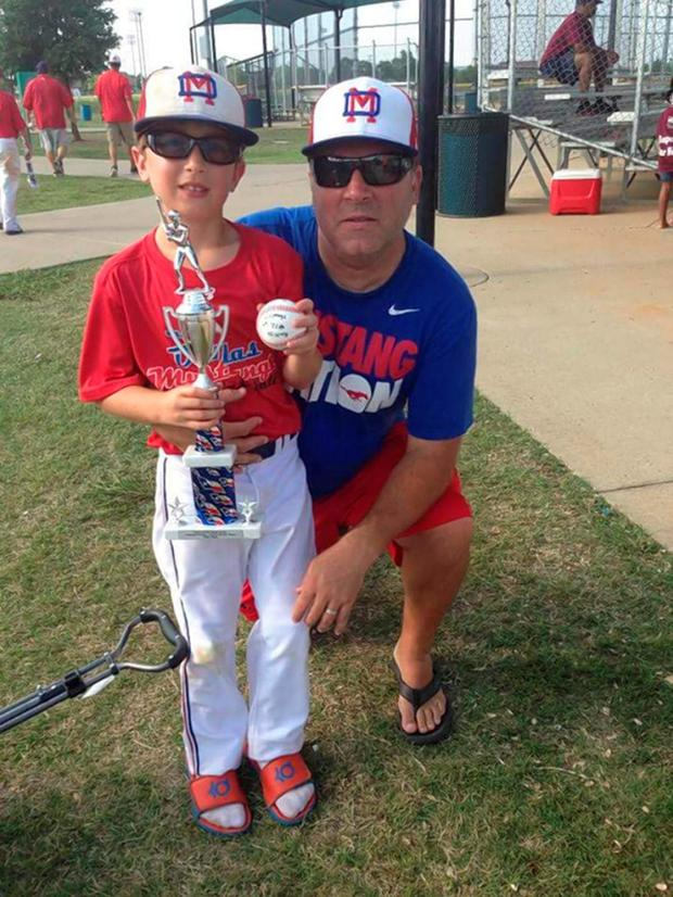 Sean Copeland (51) and his son Brodie (11), from Austin in Texas, were among the 84 people who were killed during the truck attack in Nice