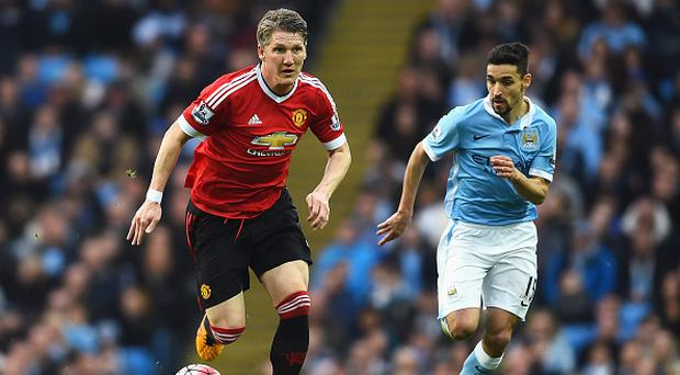 Bastian Schweinsteiger's time at Manchester United appears to be on the verge of ending