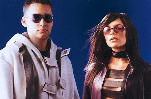 Dane Bowers and Victoria Beckham collaborated on a garage-tinged single in 2000