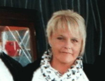 Police are treating the death of Joanne Thompson as suspicious