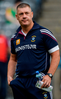 Westmeath manager Tom Cribbin. Photo: Oliver McVeigh/Sportsfile