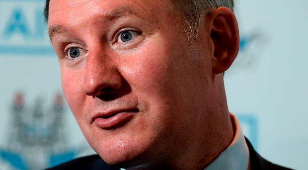 Dublin manager Jim Gavin during a press conference. Photo: Sam Barnes/Sportsfile