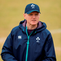 Joe Schmidt: unique status. Photo: Sportsfile