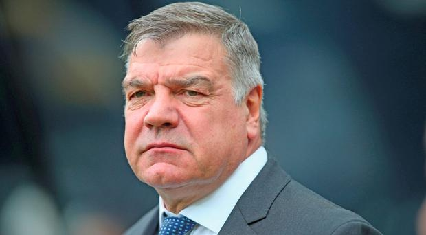 The previous time Sam Allardyce was interviewed for the England job, when the FA were looking for a successor to Sven-Goran Eriksson, an experienced panel ended up overlooking him. Photo: Getty Images