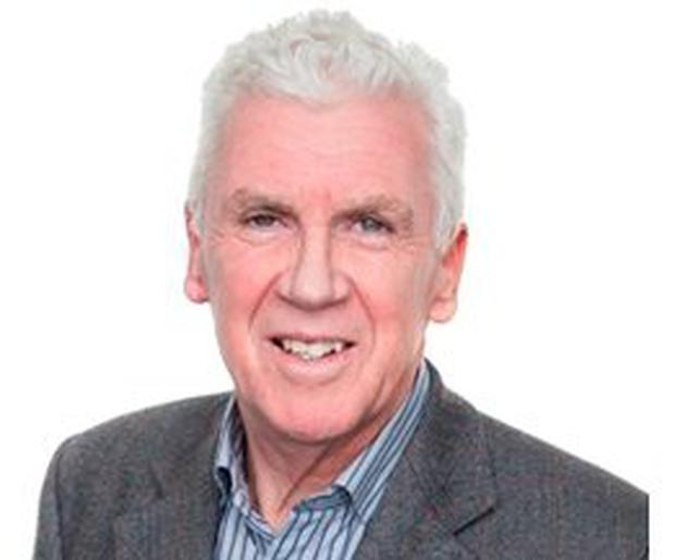 'WELCOME': Frank Nugent of the Irish Uplands Forum
