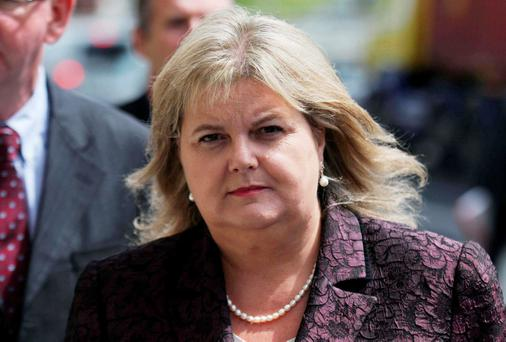 SUICIDE BID: Former Rehab CEO Angela Kerins tried to take her own life after PAC grilling. Photo: Collins Courts