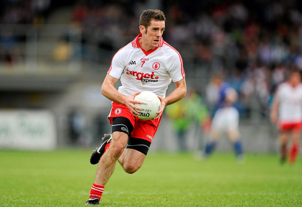 "'Donegal modelled much of their transformation on Tyrone. ""I suppose they saw us as willing to do whatever we needed to win,"" says Jordan (pictured).' Photo: Sportsfile"