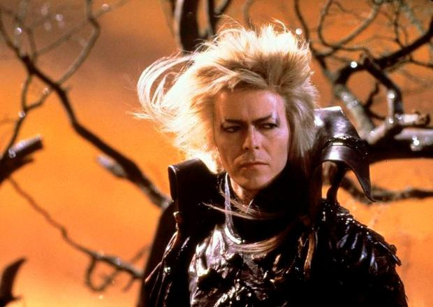 New on netflix: Bowie the Goblin King in a children's
