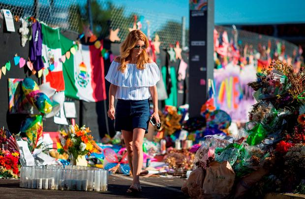 Other examples beyond France include that of Omar Mateen, who killed 49 in a Florida nightclub last month. Photo: Loren Elliott/The Tampa Bay Times via AP