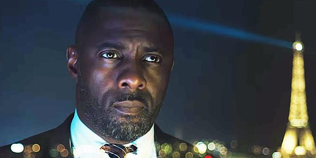 Idris Elba in Bastille Day