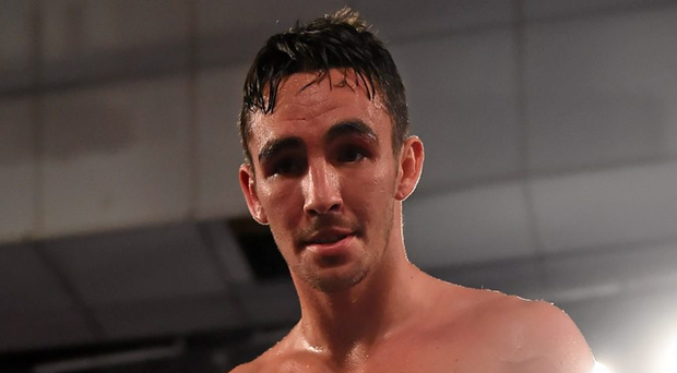 Undefeated Belfast super-flyweight Jamie Conlan. Photo: Ramsey Cardy / Sportsfile