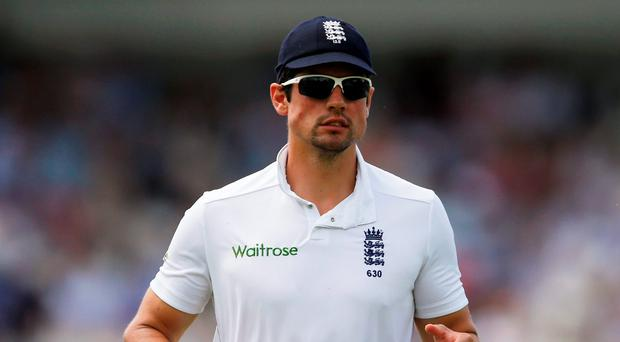 England captain Alastair Cook. Photo: Andrew Boyers/Action Images via Reuters