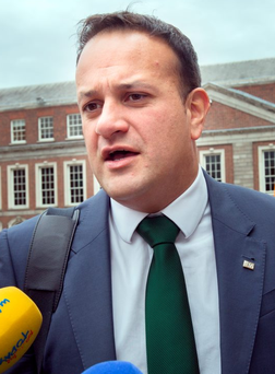 Leo Varadkar is box office, you wouldn't know what sort of impact he could have on the voting public, sources believe Photo: Tony Gavin