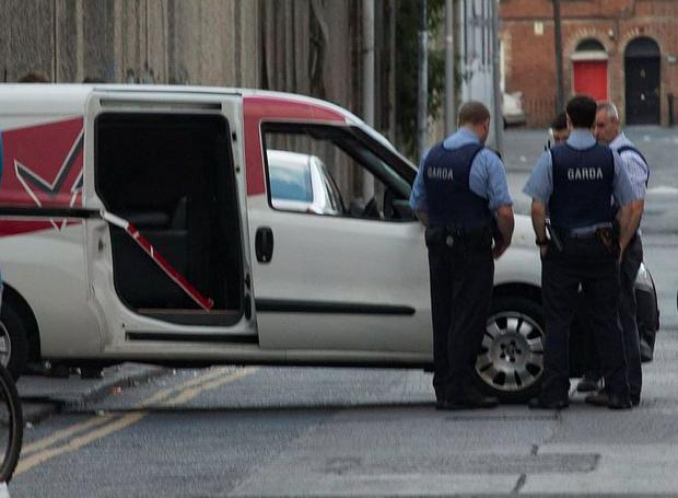 Gardai called to incident on Railway Street