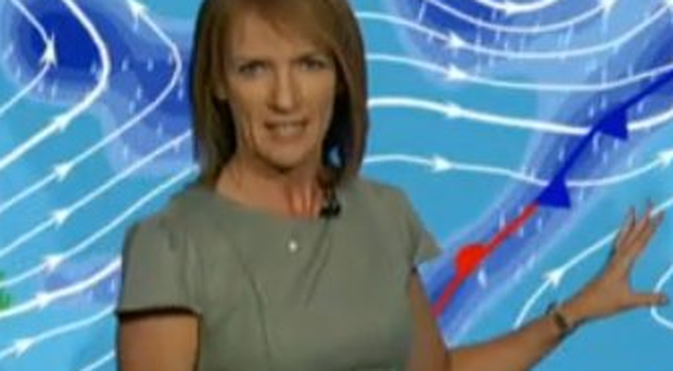 RTE weather woman Joanna Donnelly: 'In 2006 we got 32.3 degrees... Let's see if we can beat that today'