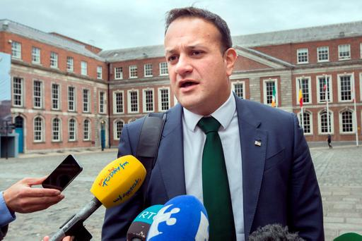 Social Protection Minister Leo Varadkar wants the scheme agreed next year. Photo: Tony Gavin