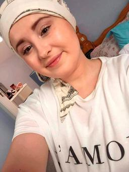 Shan Tynan suffers from a very rare form of cancer