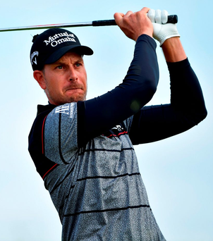 Henrik Stenson. Photo: Stuart Franklin/Getty Images