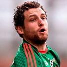Tom Parsons is one of the players returning to action for Mayo against Westmeath Photo: David Maher / SPORTSFILE