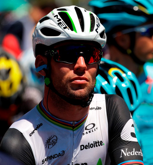 At 31, Cavendish has never won an Olympic medal, which rankles with him. Photo: Chris Graythen/Getty Images