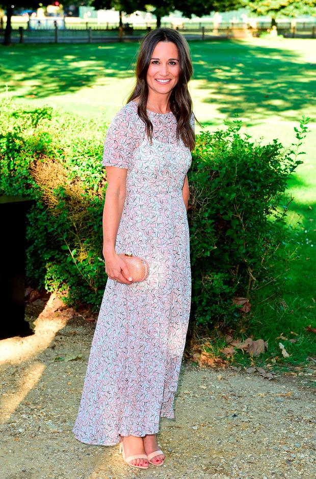 Pippa Middleton attending the Frost Summer Party Fundraiser, in aid of the Miles Frost Fund and in partnership with the British Heart Foundation