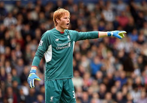 Adam Bogdan is on loan from Liverpool