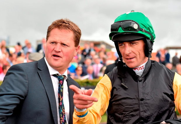 While Colin Bowe might not be a face that many of next week's once-a-year revellers will recognise, his name alongside Shantou Flyer's constitutes a massive positive. Picture credit: Cody Glenn / SPORTSFILE