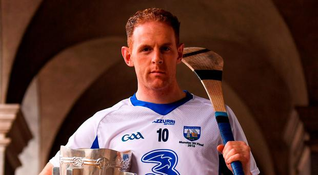 After beating Cork, Kevin Moran expects the Déise to travel to Semple Stadium full of confidence. Picture Credit: Stephen McCarthy/Sportsfile
