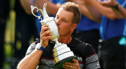 Henrik Stenson has benefited from the coaching prowess of Pete Cowan. Picture Credit: REUTERS