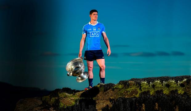 Dublin's Diarmuid Connolly. Picture Credit: Stephen McCarthy/Sportsfile