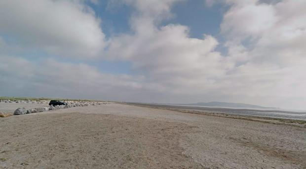 Dollynmount Strand, Dublin. Picture: Google Maps