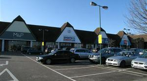 Waterfields shopping centre where a young child was left for 40 minutes in a hot car while mother shopped