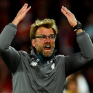 Jurgen Klopp is putting his own stamp on proceedings at Liverpool