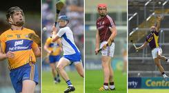 There are some huge players on show this weekend
