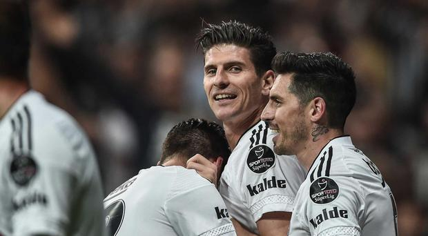 Mario Gomez will return to Italy this summer. Getty