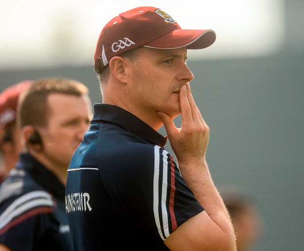 Galway manager Micheál Donoghue. Photo: Piaras Ó Mídheach/Sportsfile