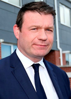 Former Environment Minister Alan Kelly Photo: Gerry Mooney