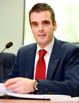 IFA President Joe Healy Photo: Frank Mc Grath