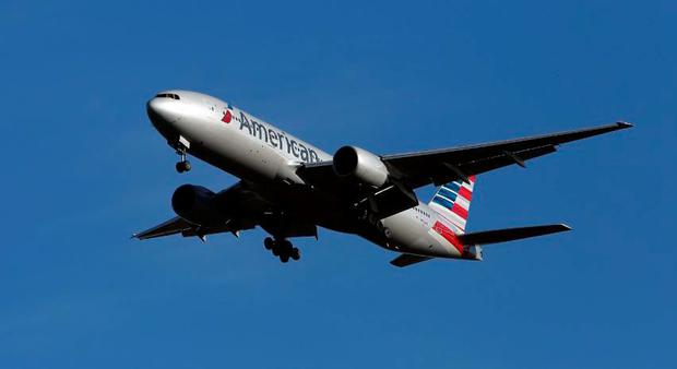 American Airlines London flight diverted after 'chemical spillage'