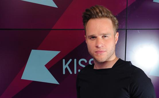 Olly Murs. (Photo by Eamonn M. McCormack/Getty Images)