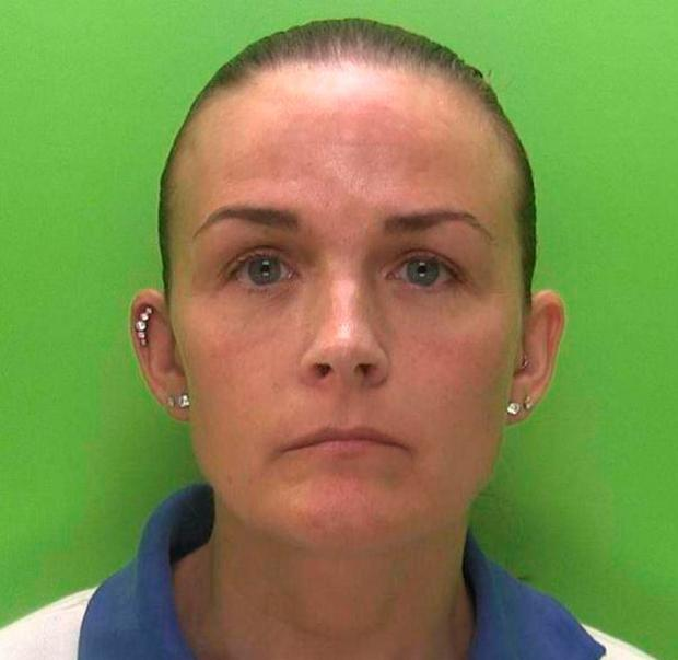 Gail Wright (Photo: Nottinghamshire Police)