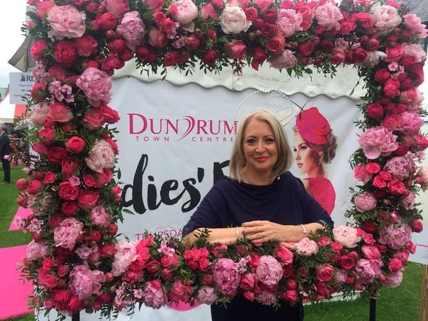 Best Dressed judge Bairbre Power at the Dublin Horse Show