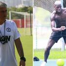 Jose Mourinho is hopeful of a deal for Paul Pogba, who is still on holiday, will be completed