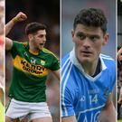 Alan Brogan has named his midsummer All Stars