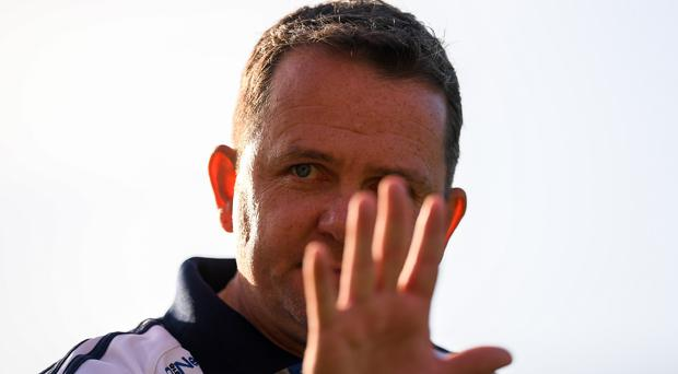 Clare manager Davy Fitzgerald underwent minor heart surgery yesterday