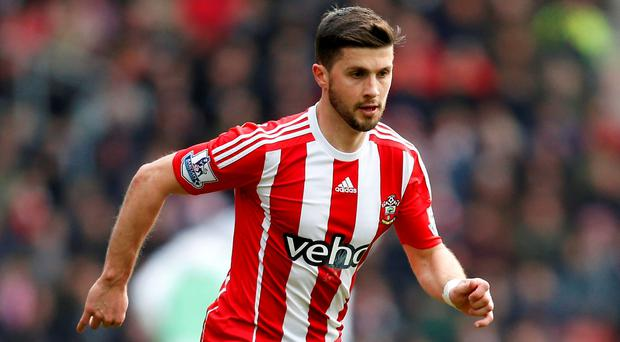 Southampton striker Shane Long has signed a new four-year contract. Photo: PA Wire