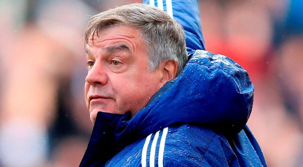 Sam Allardyce is England's new manager