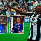Paul Pogba is Mourinho's main target but he may opt for Matuidi (left) or Matic