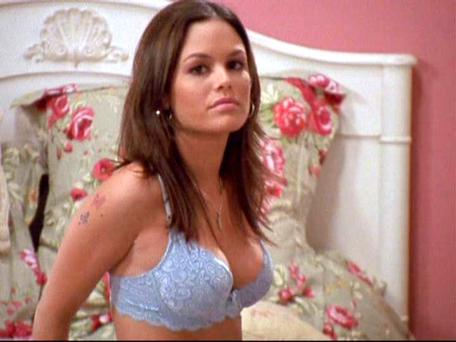 Rachel Bilson as Summer in The OC